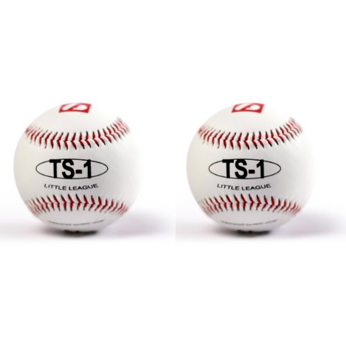 BARNETT TS-1 Baseball Ball Training Baseball, 9'', 2pcs