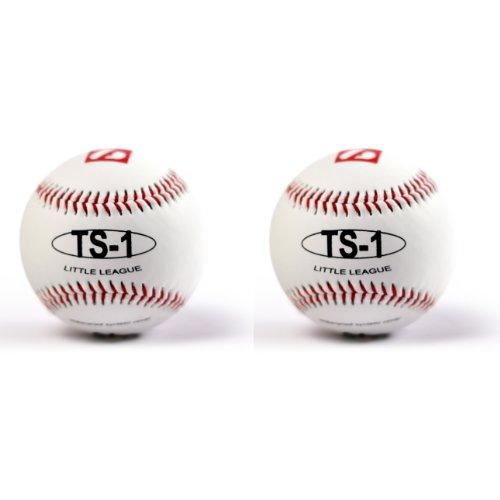BARNETT TS-1 Baseball Ball Training Baseball, 9'', 2pcs