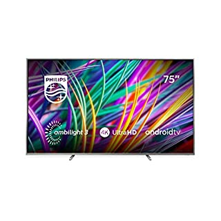 Philips 65PUS8303/12 65-Inch 4K Ultra HD Android Smart TV with Ambilight 3-sided, HDR Premium, P5 perfect picture engine (2018 model) (B0794RKGLR) | Amazon price tracker / tracking, Amazon price history charts, Amazon price watches, Amazon price drop alerts