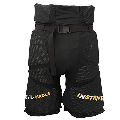 Instrike Devil Pro Inline Girdle mit Cup/Tiefschutz (Senior XL)