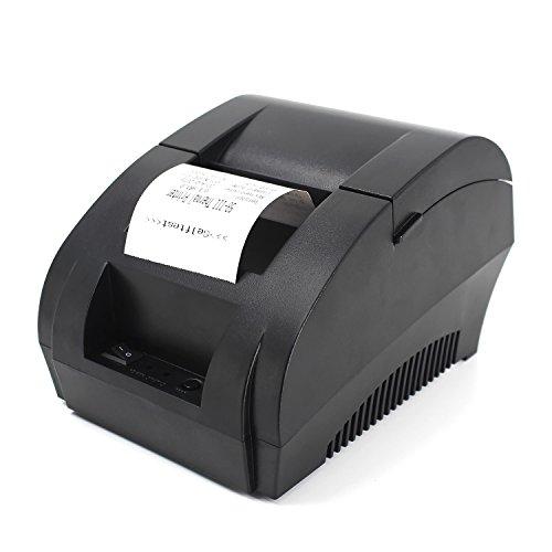 Symcode 58MM USB サーマルレシートプリンター ESC/POS プリント指令セットと両立