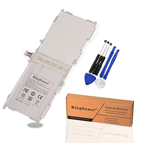 KingSener EB-BT530FBE EB-BT530FBC Batería para SAMSUNG Galaxy Tab 4 10,1 T530 T531 T535 SM-T535 T533 SM-T537 T530NU EB-BT530FBU con Garantía de 2 Años