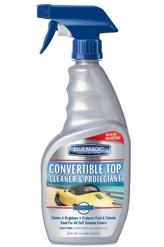 Blue Magic 707 Convertible Top Cleaner with Trigger - 16 fl. oz.