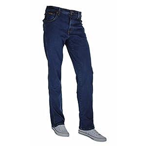Wrangler Herren Texas Jeans Blau