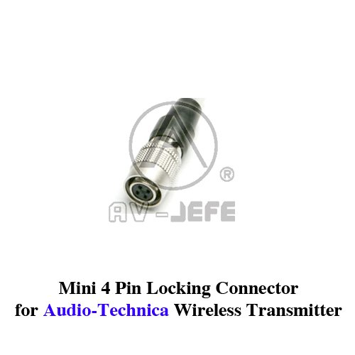 Noise Cancelling Headset Microphone for Audio-Technica Wireless Systems.