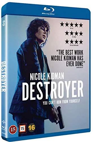 Destroyer (Blu-ray) (Nordic Release) Nicole Kidman