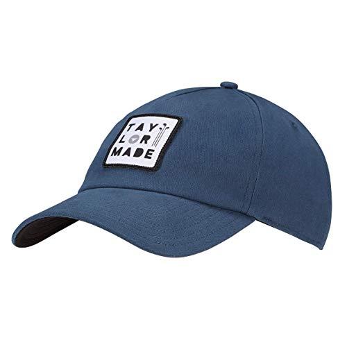 TaylorMade Herren TM 5 Panel Golf Cap, Navy, One Size