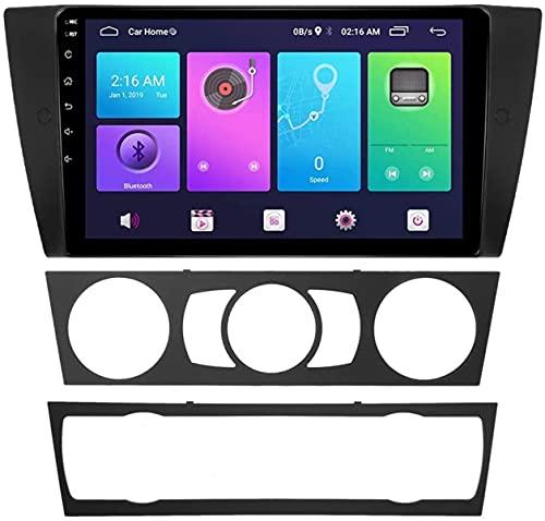 Android Car Stereo Sat Nav para BMW 3 Series E90 9192 93 CCC 2005-2012 Unidad Principal Sistema de navegación GPS SWC 4G WiFi BT USB Mirror Link Carplay Integrado
