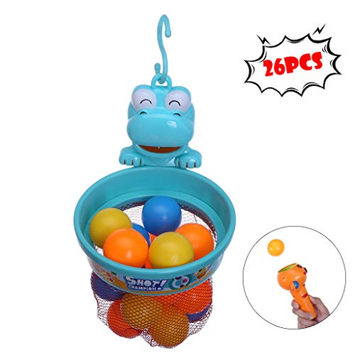 Sale!! Coohole Bath Toys Set Fun Basketball Basket Shooting Ball Children Educational Toys Best Gift...