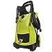 Sun Joe SPX3000-RM 2030 PSI 1.76 GPM Electric Pressure Washer (Certified Refurbished), Black & Green