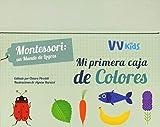 MI PRIMERA CAJA DE COLORES (VVKIDS) (Vvkids Montessori)