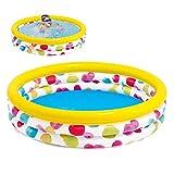 Oddity Kinderbecken für Kinder, aufblasbares Familienschwimmbad, Dickes Planschbecken Sommerwasserspielzeug Partybedarf für Babykinder Erwachsene