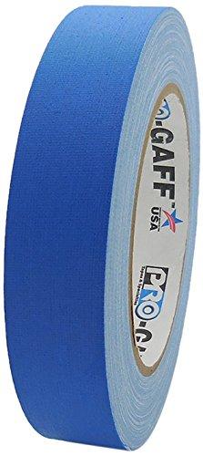 Pro-Gaff RS161ELBL24X25 Gewebeband, matt, 24 mm x 23 m