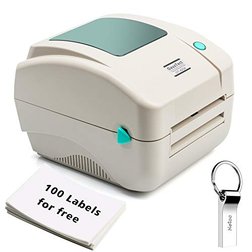 Thermal Label Printer 4x6 High Speed Desktop Label Marker for Warehouse Barcode Shipping Label Printing, Compatible with Ebay, Amazon, FedEx, Shopify,Etsy
