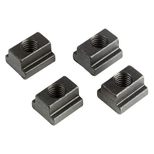 WABECO T-Nutensteine für T-Nutenbreite 10 mm und Gewinde M8 Spanneisen Spannwerkzeug