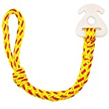 Towable Tow Rope Connect 1pcs for Towables Quick Attachment for Pulling a Tube on Jet Ski Water Sports Tubing Boat Tubes Quick Connect Rope for Wake Boarding Ski Waverunner Water Sports Accessories