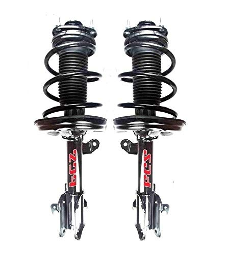 Pair Set of 2 Front FCS Strut and Coil Spring Kit FOR Honda Ridgeline 3.5 V6 AWD