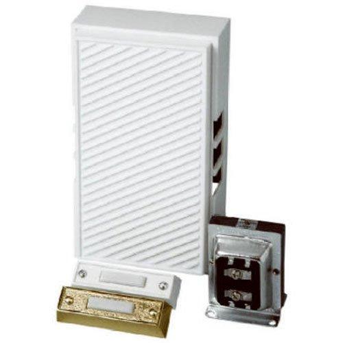 thomas betts wireless doorbells Carlon Wired Door Chime Kit Thomas & Betts