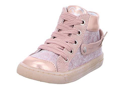 PRIMIGI Mädchen ALTA Bambina Hohe Sneaker, Pink (Baby Multic 5427622), 24 EU
