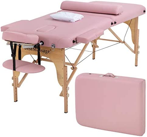 Top 10 Best massage or waxing table Reviews