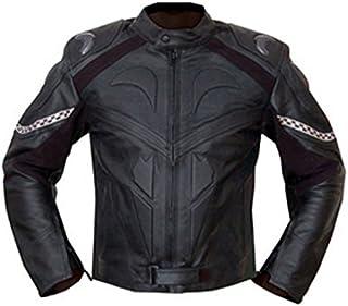 4limit Sports Biker moto chaqueta > > Honda Negro < < Chaqueta de piel moto chaqueta