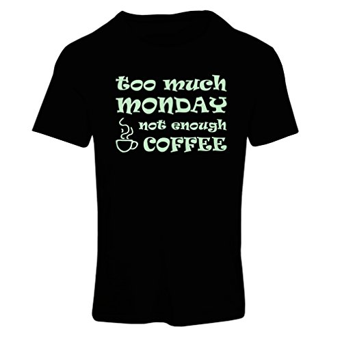 lepni.me Vrouwen T-shirt te veel maandag ik haat maandag