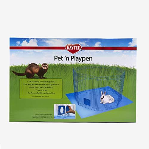 Kaytee Pet-N-Playpen
