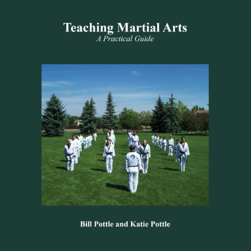 Teaching Martial Arts cover art