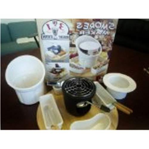 Best Prices! OKSLO Smoreaker - indoor/outdoor 3-in-1 dessert station (s'mores, fondue, ice cream