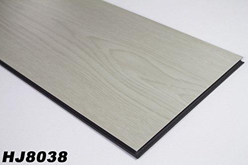 150,52 m² Vinylboden in 4,2mm Uniclic Kunststoffboden Nutzschicht 0,3mm, HJ8038