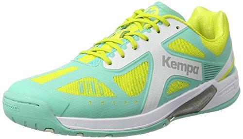 Kempa Damen Wing LITE Women Sneakers, Türkis (01), 44 EU