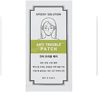 [Missha] Speedy Solution Anti Trouble Patch