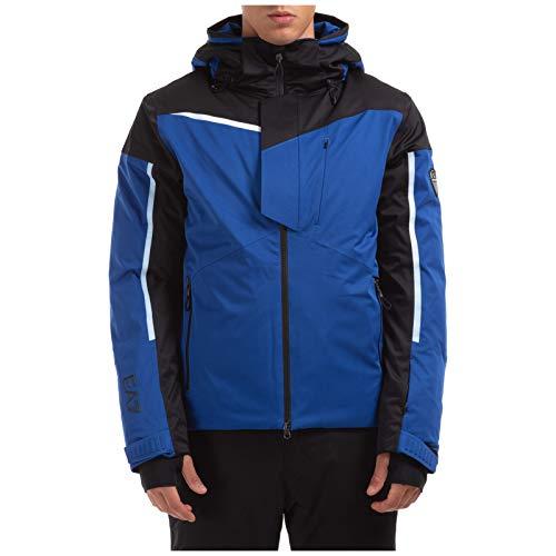 Emporio Armani EA7 hombre chaqueta de esquí Ardor 7 lapis blue