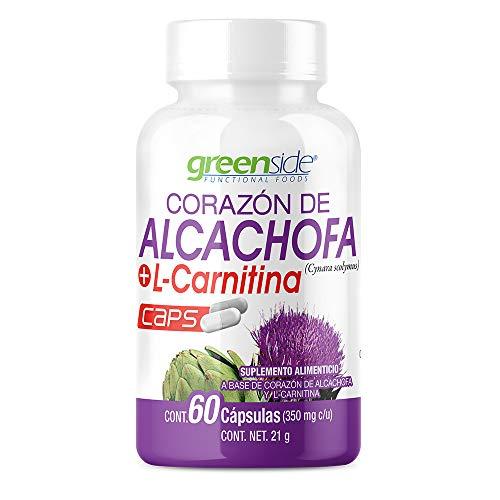 Corazon De Alcachofa + L-Carnitina 60 Capsulas
