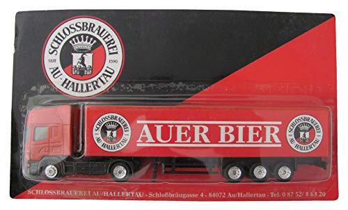 Schlossbrauerei Au Hallertau Nr.03 - Auer Bier - Scania - Sattelzug