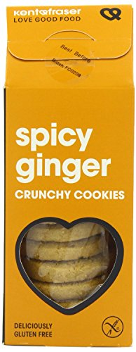 Spicy Ginger Crunchy Cookies - 125g