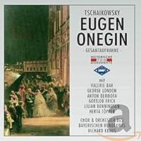 Eugen Onegin (in dt.Spr.)