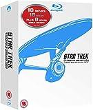 Star Trek 1-10 Box Stardate Collection - The Movies 1-10 (Remastered) [Blu-ray] Import mit deutschem Originalton