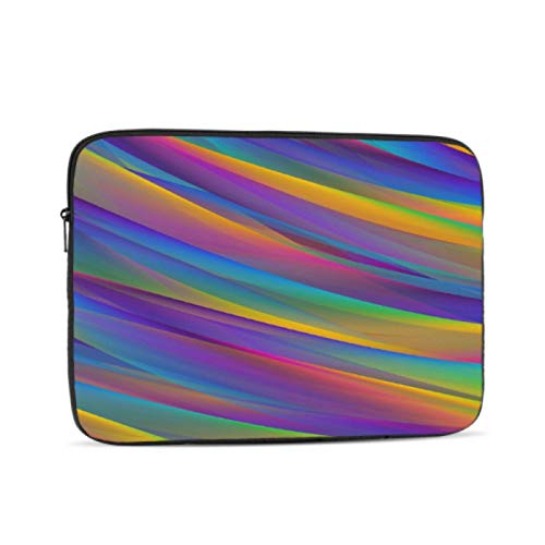 Funda Macbook Air 2018 Colorido Abstracto Morado Azul Funda Macbook Pro 2016 Multicolor