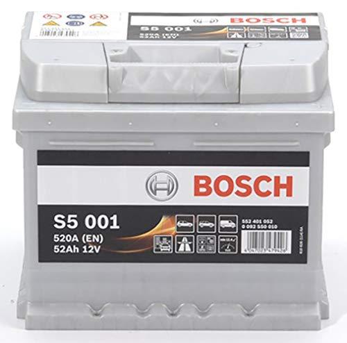 Bosch S5 Car Battery Type 063