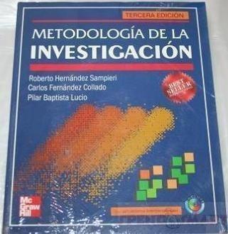 Price comparison product image Metodologia de La Investigacion (Spanish Edition)