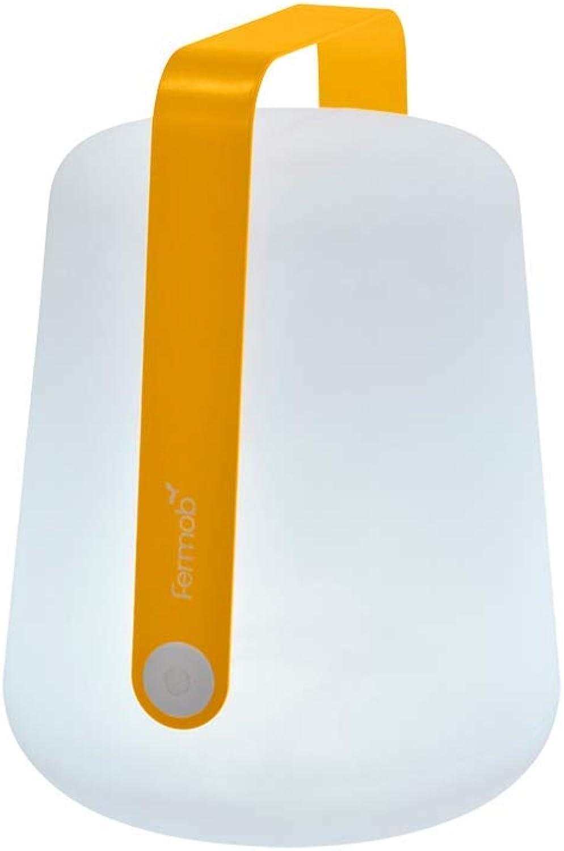 Fermob Balad mobile LED-Leuchte mit Akku  19 cm H 25 cm (Honig)