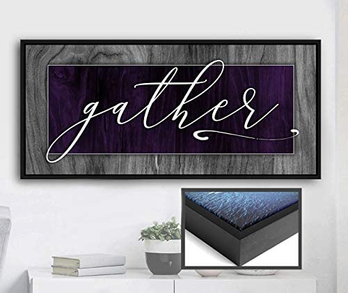 Sense Of マート Art Gather V2 Pantry Living Sign Roo 卓越 for Pictures