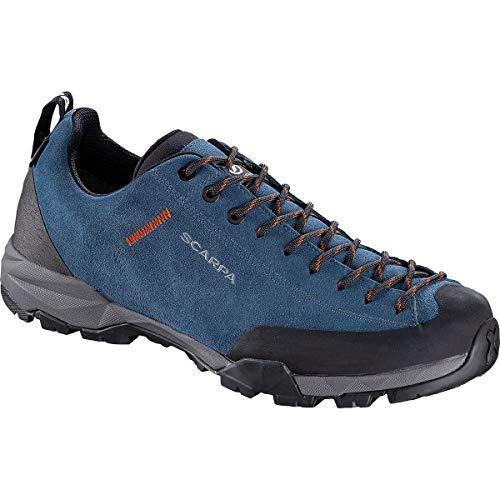 Scarpa Mojito Trail GTX, Zapatillas de Senderismo Hombre, Ocean Gore-Tex HKB Salix, 44 EU