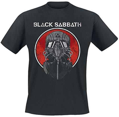 Black Sabbath Live 2014 T-Shirt schwarz XXL