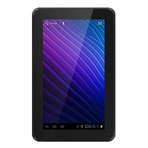 Polaroid MID0730 Tablette tactile 7' (4 Go, Android 4.0 Ice Cream Sandwich, Wi-Fi-N/Micro USB, Noir)
