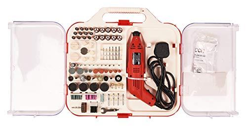 Am-Tech F2830 Mini Drill and Bits Set (162pc)