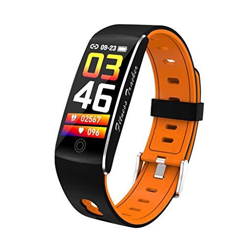 Relojes de pulsera 2021 Nuevo Reloj Inteligente, Seguimiento de Actividad con Recordatorio de Llamada de Mensaje, 7 Días En Espera, Podómetro Deportivo para Teléfono IPhone IOS8.0 Android watches
