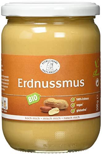 Eisblümerl Bio Erdnussmus, 500 g