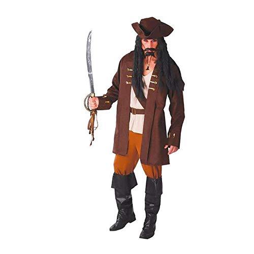 Disfraz de Capitan Pirata para adulto, L.